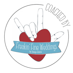 Freakin Fine Wedding Logo